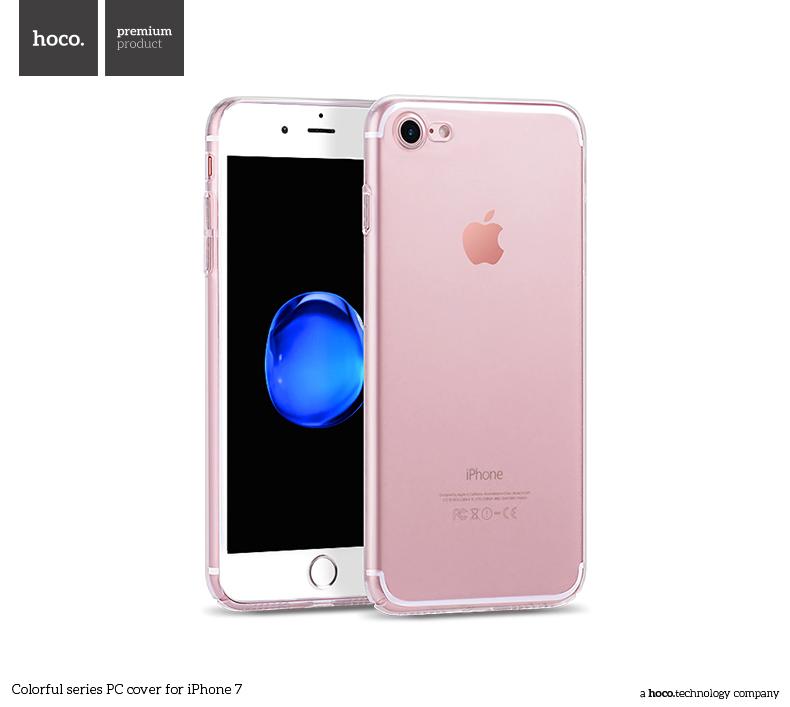 Pouzdro / kryt pro Apple iPhone 7 - Hoco, Colorful