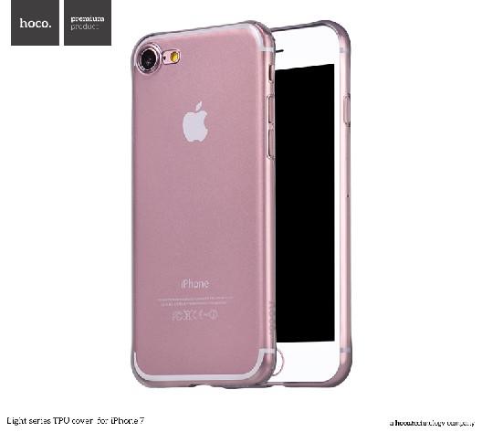 Pouzdro / kryt pro Apple iPhone 7 - Hoco, Light Black
