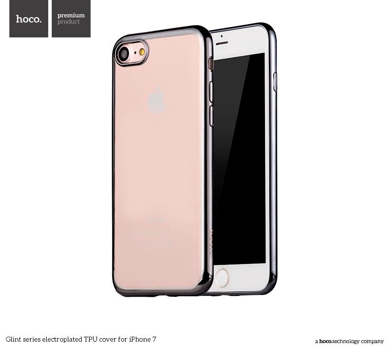 Pouzdro / kryt pro Apple iPhone 7 - Hoco, Glint Tarnish