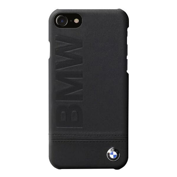 Pouzdro / kryt pro iPhone 7 - BMW, Signature Back Black
