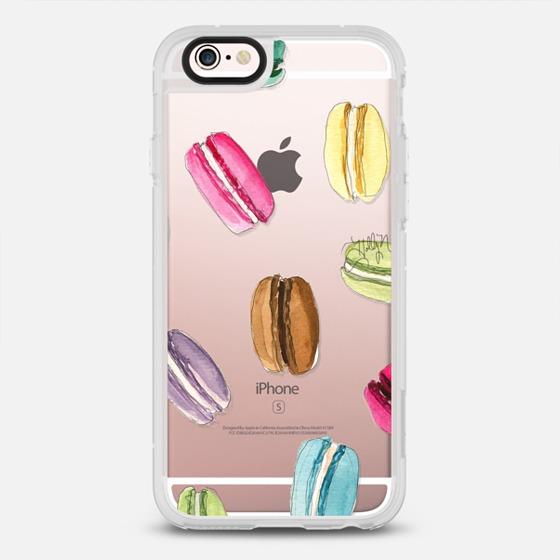 Pouzdro / kryt pro Apple iPhone 6 / 6S - Casetify, Macaron Shuffle