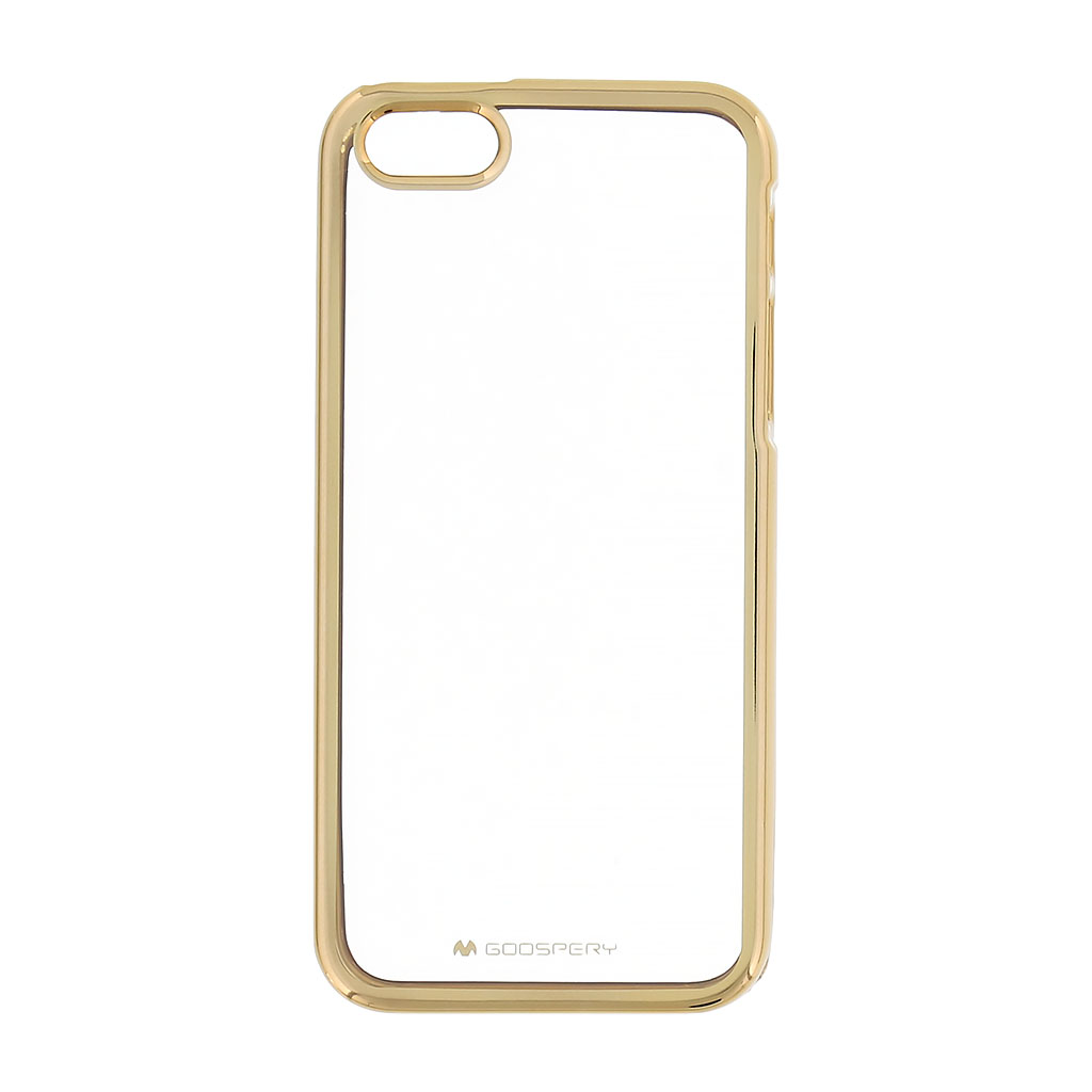 Pouzdro / kryt pro Apple iPhone 5 / 5S / SE - Mercury, Ring2 Gold