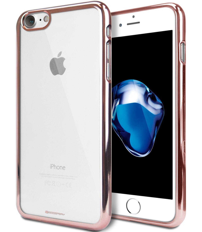 Pouzdro / kryt pro Apple iPhone 7 / 8 - Mercury, Ring2 Rose Gold