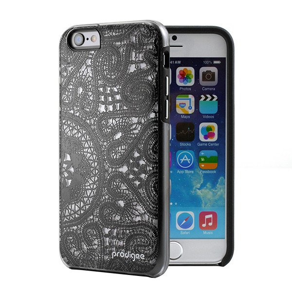 Pouzdro / kryt pro Apple iPhone 6 / 6S - Prodigee, Show Lace Black