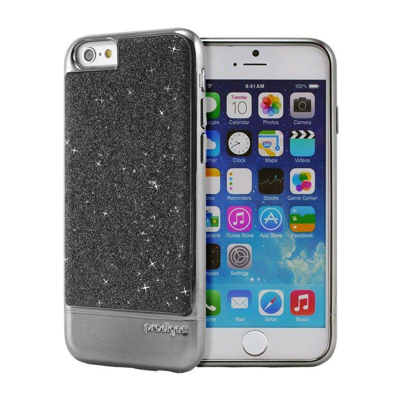 Pouzdro / kryt pro Apple iPhone 6 / 6S - Prodigee, Sparkle Black
