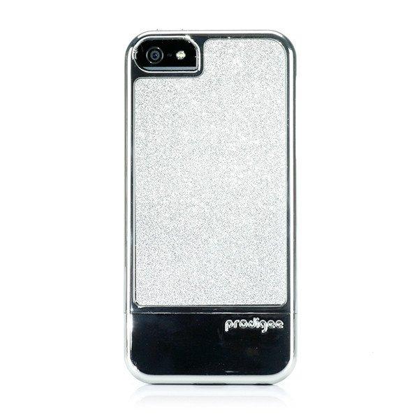 Pouzdro / kryt pro Apple iPhone 5 / 5S / SE - Prodigee, Sparkle Fusion Silver