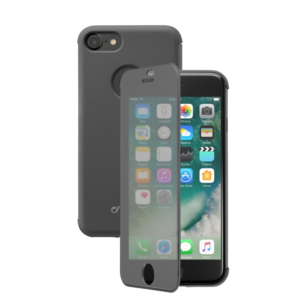 Pouzdro / kryt pro iPhone 7 - CellularLine, TOUCH Black