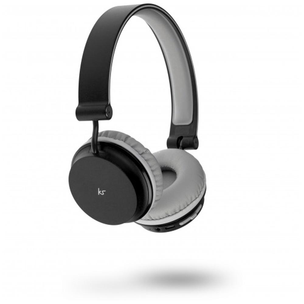 Bezdrátová sluchátka pro iPhone a iPad - KITSOUND, METRO Black