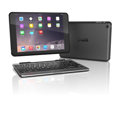 Klávesnice pro Apple iPad mini 1 / 2 / 3 - ZAGGkeys, Slim Book CZ/SK