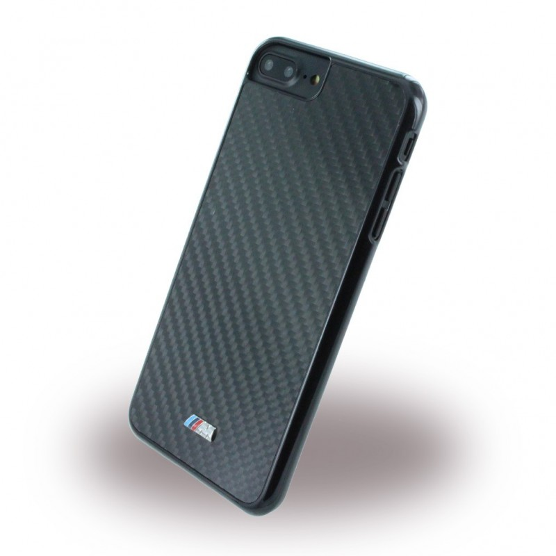 Pouzdro / kryt pro iPhone 7 Plus - BMW, Carbon Inspiration Black