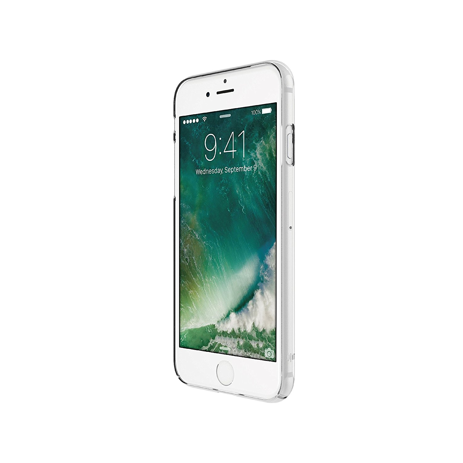 Pouzdro / kryt pro Apple iPhone 7 / 8 - Just Mobile, TENC Crystal Clear