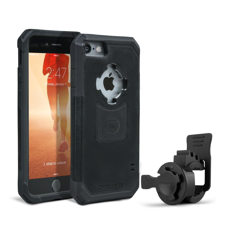 Pouzdro s držákem na kolo pro iPhone 7 / 8 - Rokform, Bike Mount Kit