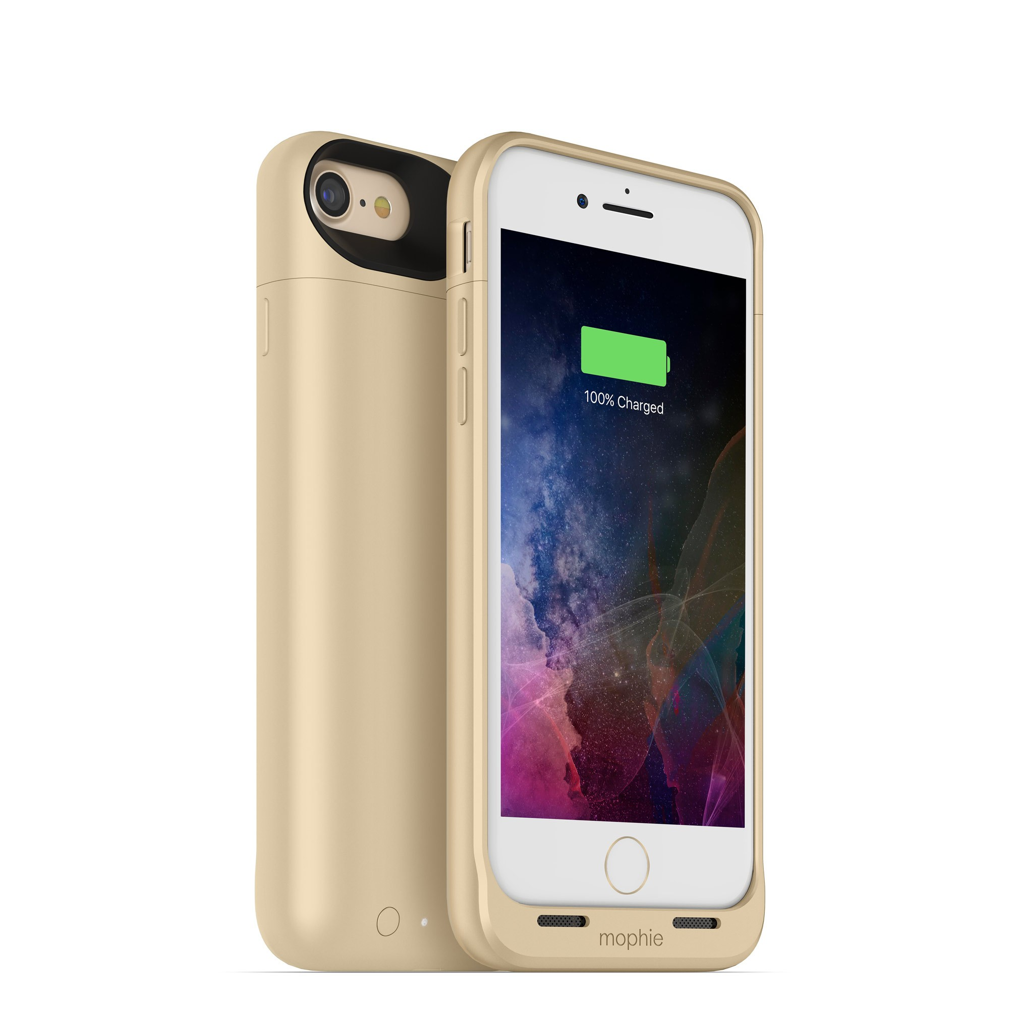Nabíjecí pouzdro pro Apple iPhone 7 / 8 - Mophie, Juice Pack Air 2525mAh Gold