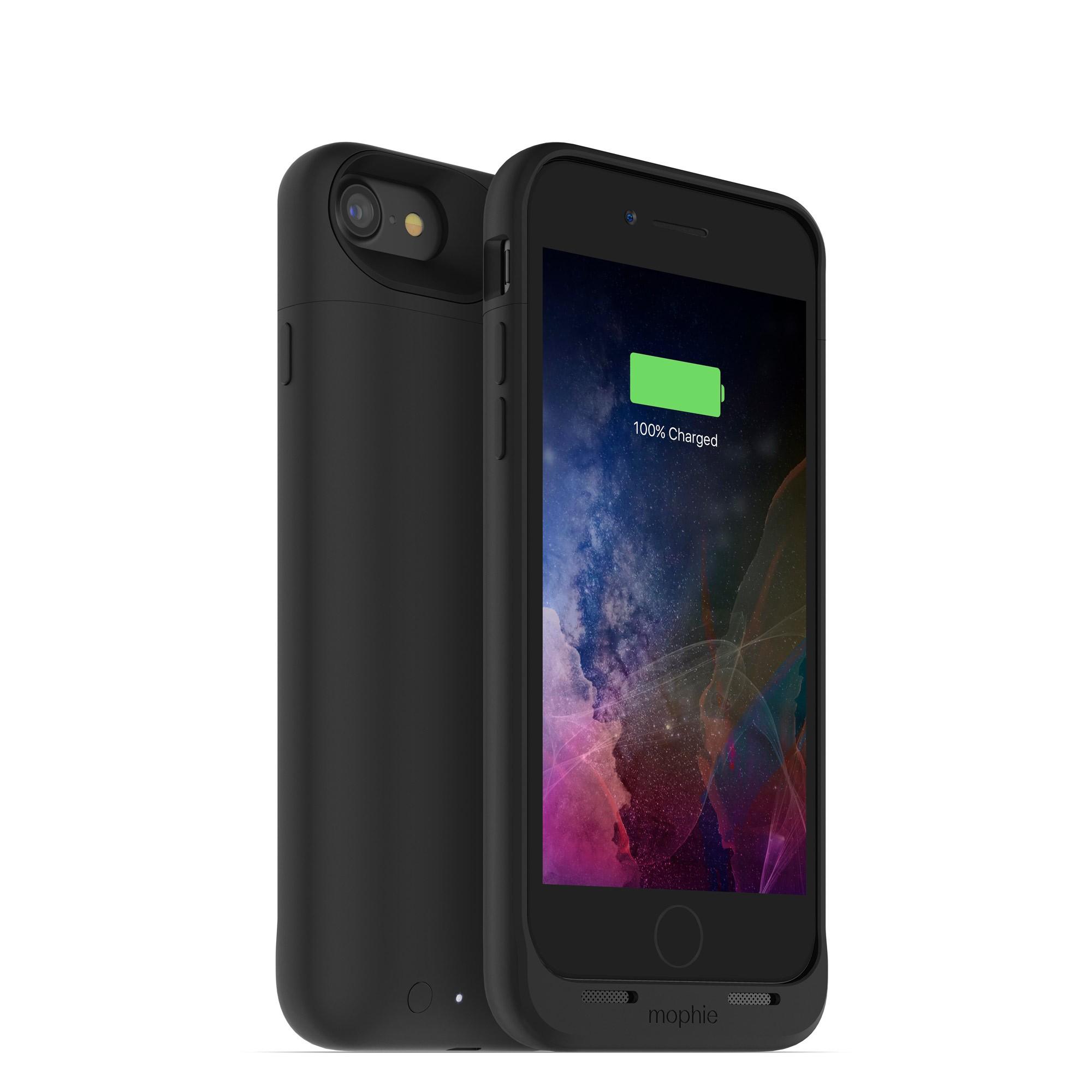 Nabíjecí pouzdro pro Apple iPhone 7 / 8 - Mophie, Juice Pack Air 2525mAh Black