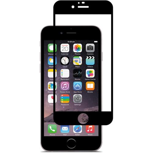 Ochranná fólie na iPhone 6 / 6S - Moshi, iVisor Anti-Glare Black