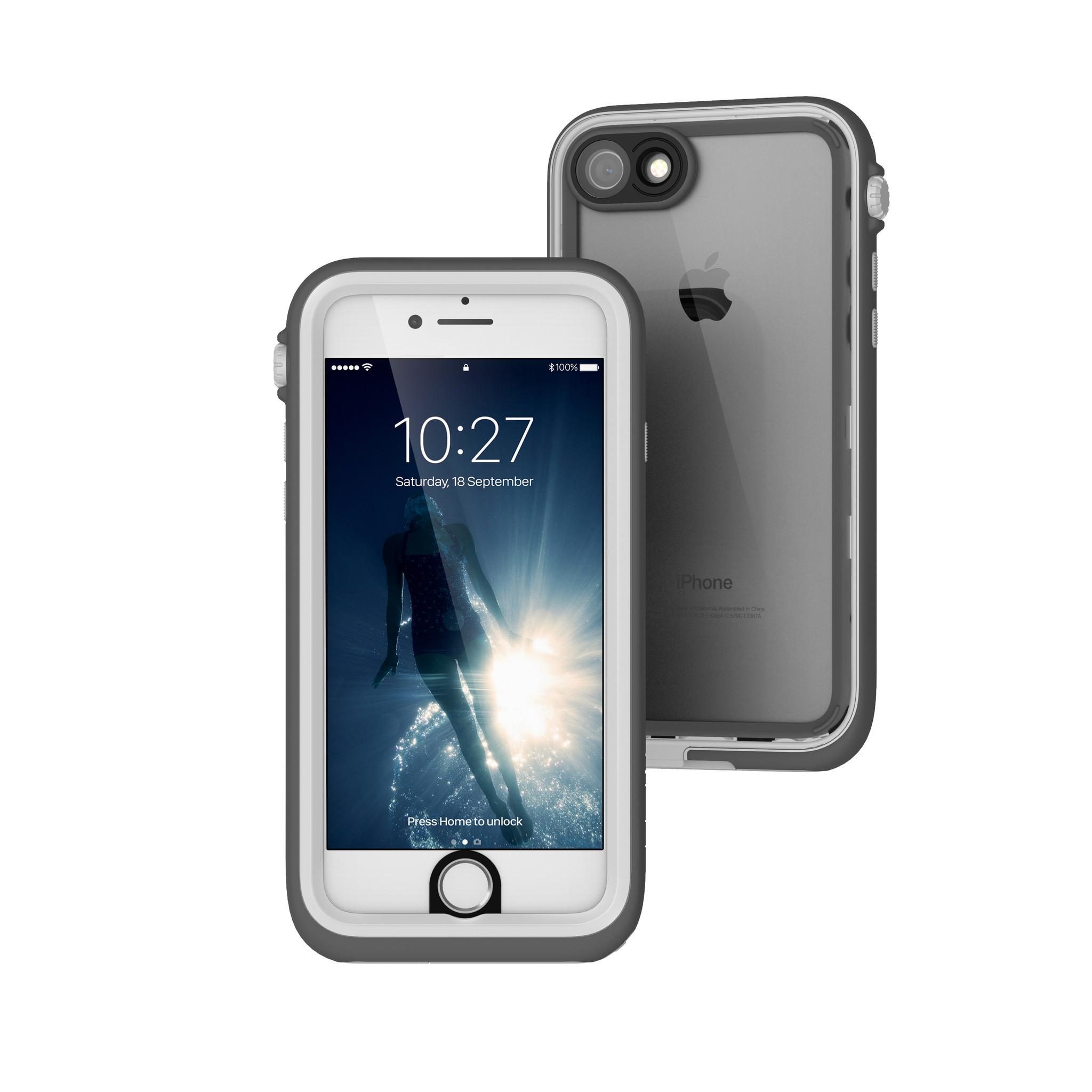 Voděodolné pouzdro / kryt pro Apple iPhone 7 - Catalyst, Waterproof Case White
