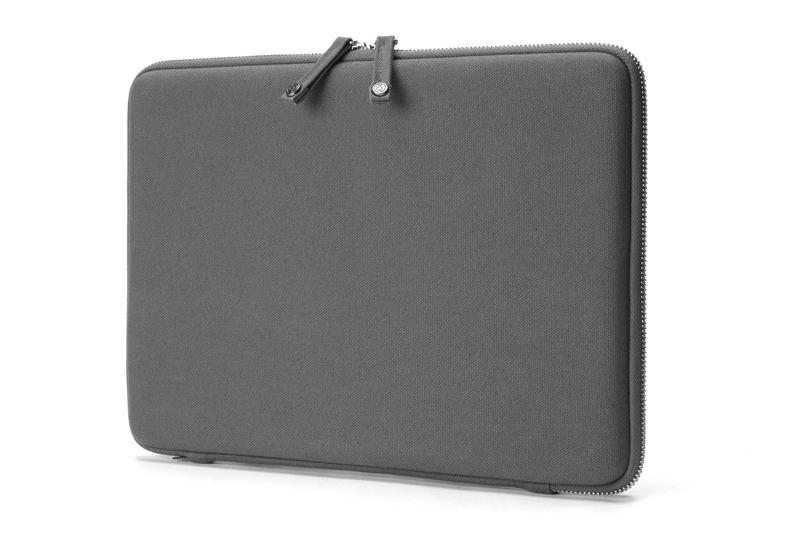 Pouzdro na MacBook Pro 13 (2016-2018) / MacBook Air 13 (2018) - Booq, Hardcase S Gray
