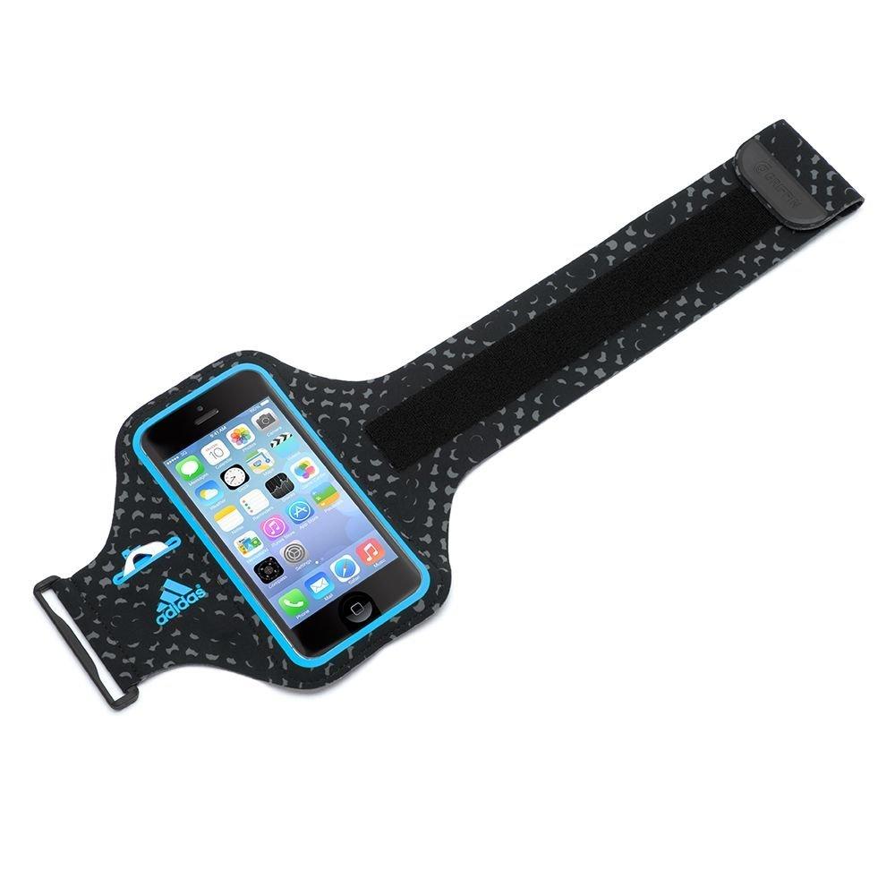 Sportovní pouzdro na ruku pro iPhone 5 / 5S / 5C / SE - Griffin, Adidas Armband