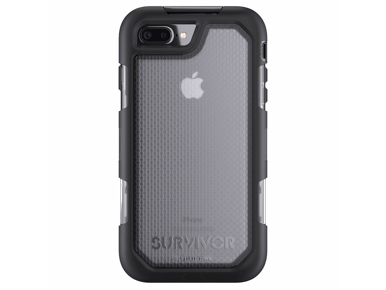 Pouzdro / kryt pro Apple iPhone 7 PLUS - Griffin, Survivor Summit Clear