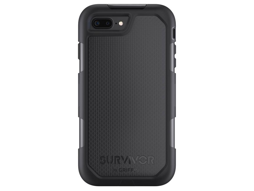 Pouzdro / kryt pro Apple iPhone 7 PLUS - Griffin, Survivor Summit Black
