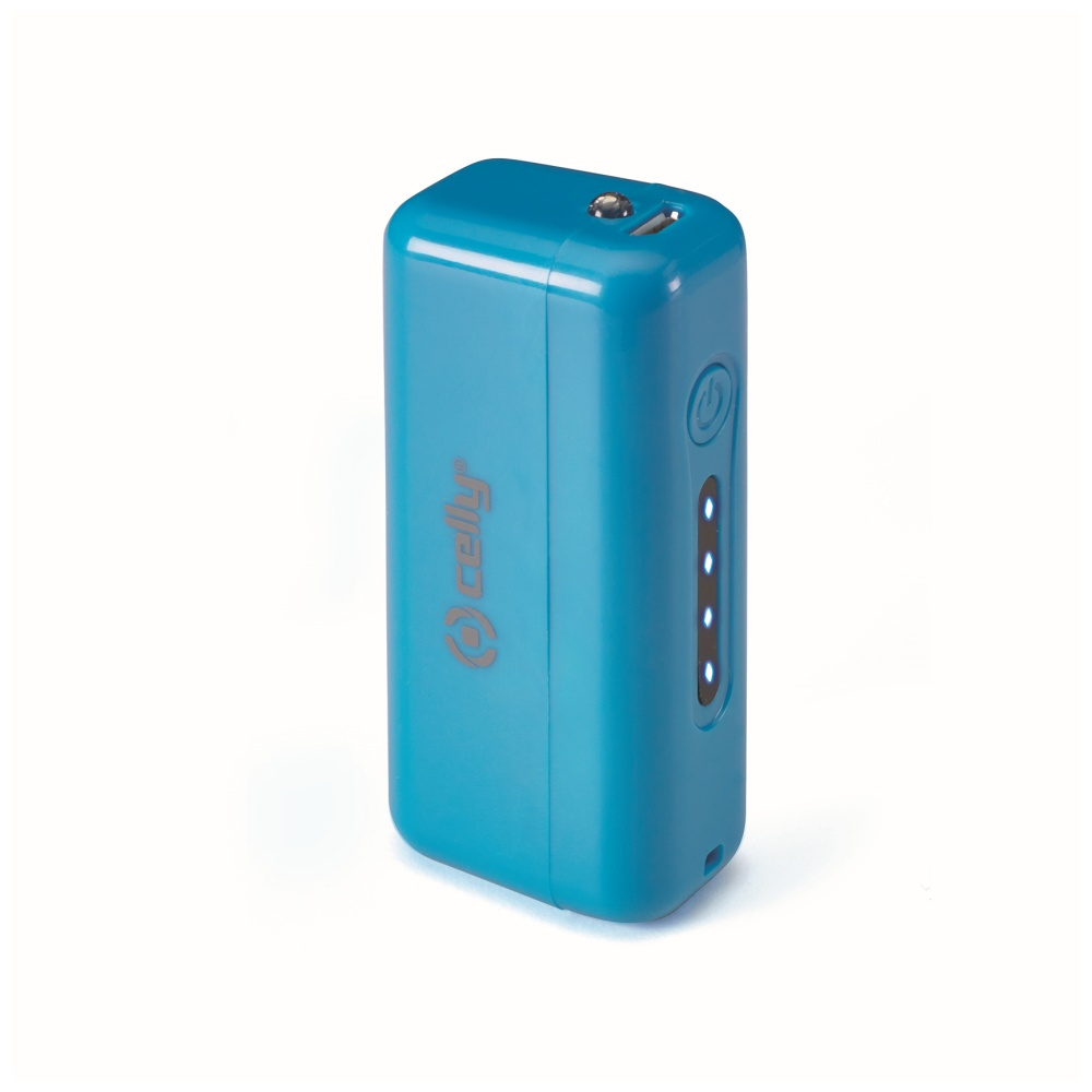 Externí baterie / powerbanka pro iPhone - CELLY, Colore 2200mAh Blue