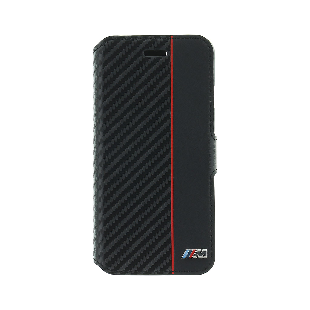 Pouzdro / kryt pro iPhone 7 / 6S / 6 - BMW, M-Collection Book Black