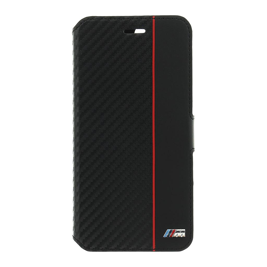 Pouzdro / kryt pro iPhone 7 Plus - BMW, M-Collection Book Black