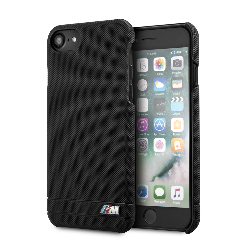 Pouzdro / kryt pro iPhone 7 / 8 - BMW, M-Experience Back Black