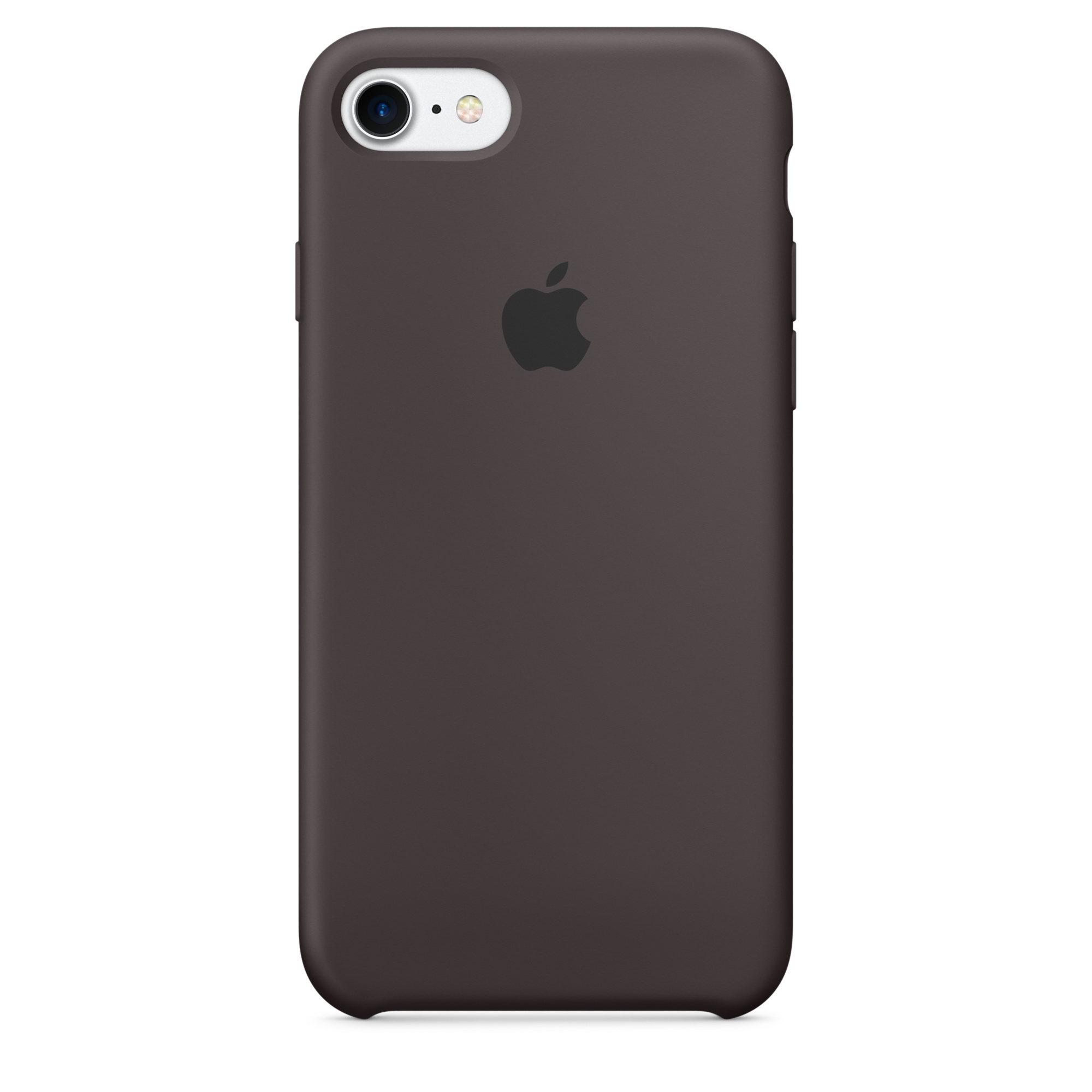 Pouzdro / kryt pro Apple iPhone 7 - Apple, Silicone Case Cocoa mmx22zm/a