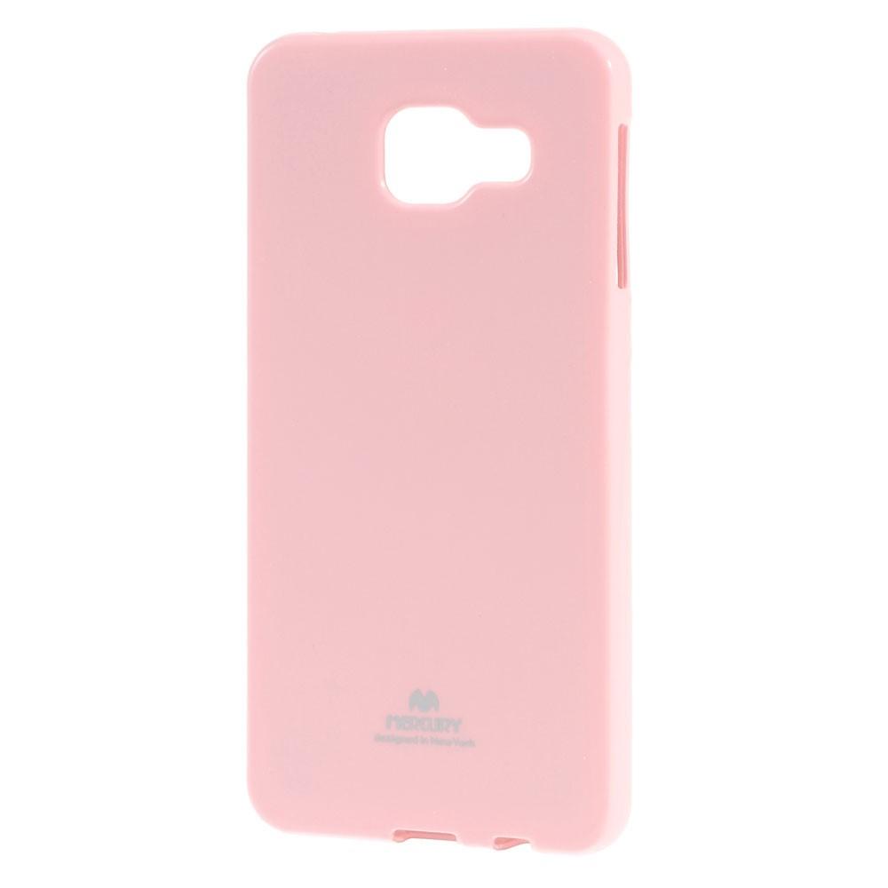 Pouzdro / kryt pro Samsung GALAXY A3 (2016) A310 - Mercury, Jelly Pink