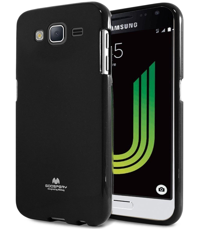 Pouzdro / kryt pro Samsung GALAXY J5 (2016) J510 - Mercury, Jelly Black