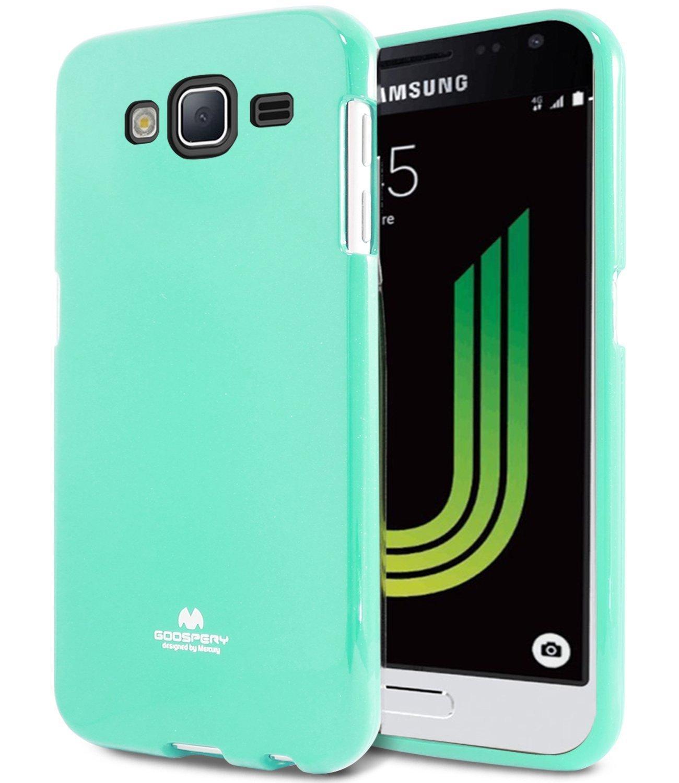 Pouzdro / kryt pro Samsung GALAXY J5 (2016) J510 - Mercury, Jelly Mint