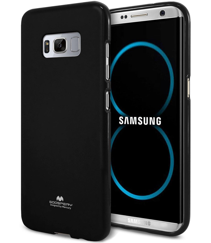 Pouzdro / kryt pro Samsung Galaxy S8 PLUS - Mercury, Jelly Black