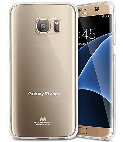 Pouzdro / kryt pro Samsung Galaxy S7 EDGE - Mercury, Jelly Transparent