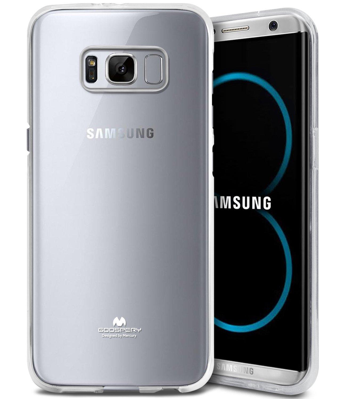 Pouzdro / kryt pro Samsung Galaxy S8 PLUS - Mercury, Jelly Transparent