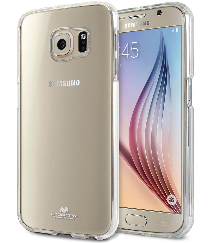 Pouzdro / kryt pro Samsung Galaxy S6 - Mercury, Jelly Transparent