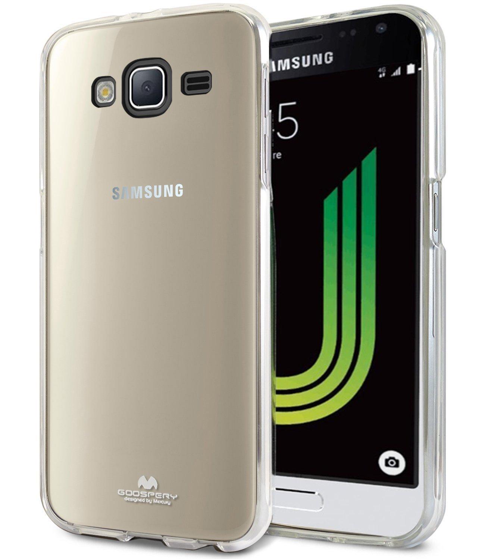 Pouzdro / kryt pro Samsung GALAXY J5 (2016) J510 - Mercury, Jelly Transparent