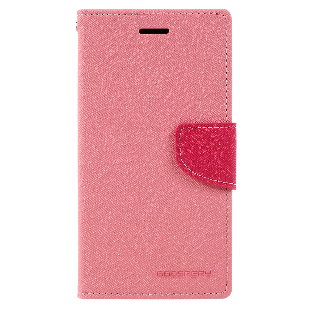 Pouzdro / kryt pro Samsung GALAXY A5 (2017) A520 - Mercury, Fancy Diary Pink/Hotpink