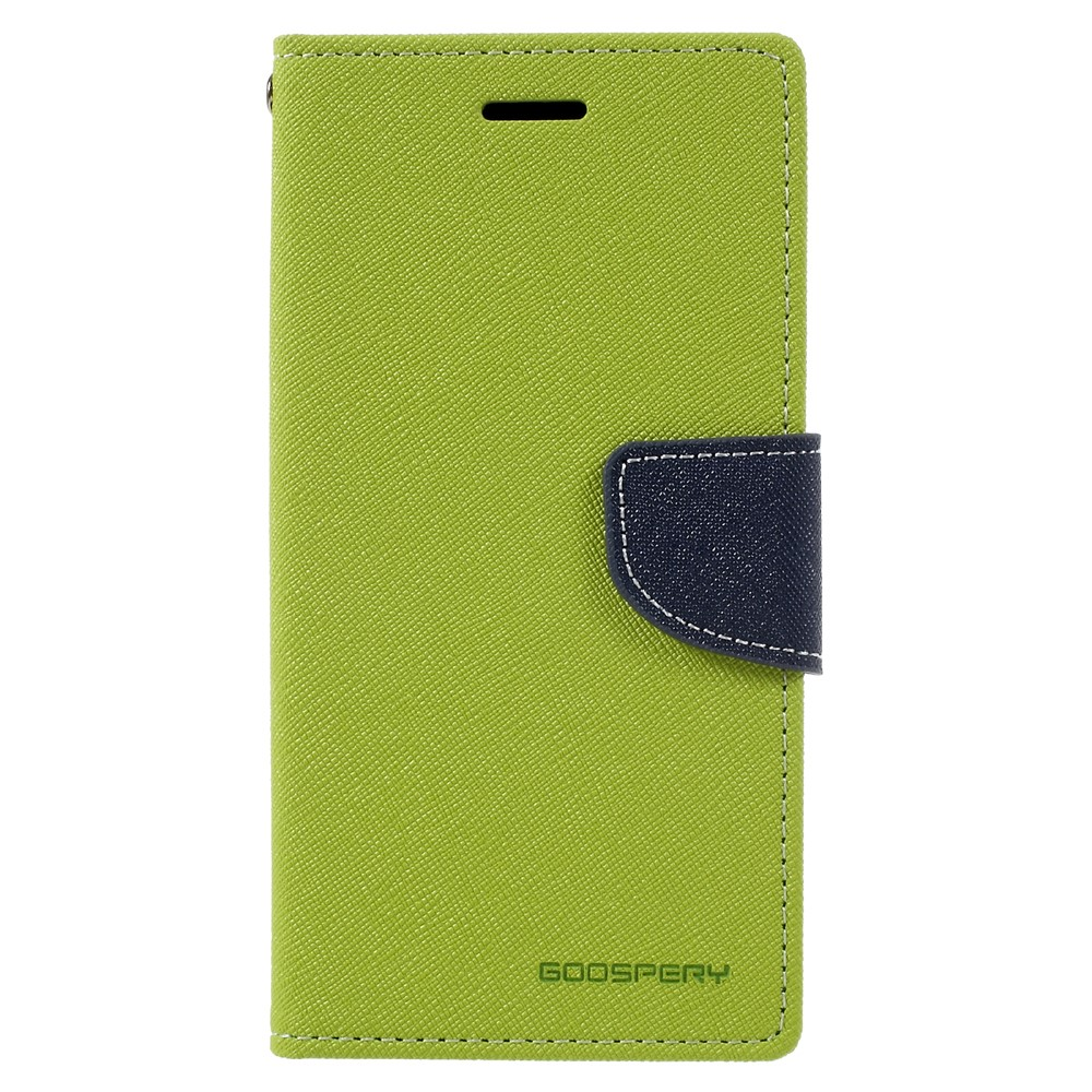 Pouzdro / kryt pro Samsung GALAXY A5 (2017) A520 - Mercury, Fancy Diary Lime/Navy