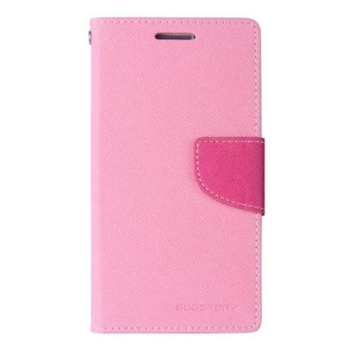 Pouzdro / kryt pro Samsung Galaxy S8 PLUS - Mercury, Fancy Diary Pink/Hotpink
