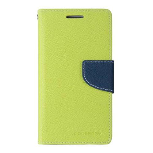 Pouzdro / kryt pro Samsung Galaxy S8 PLUS - Mercury, Fancy Diary Lime/Navy
