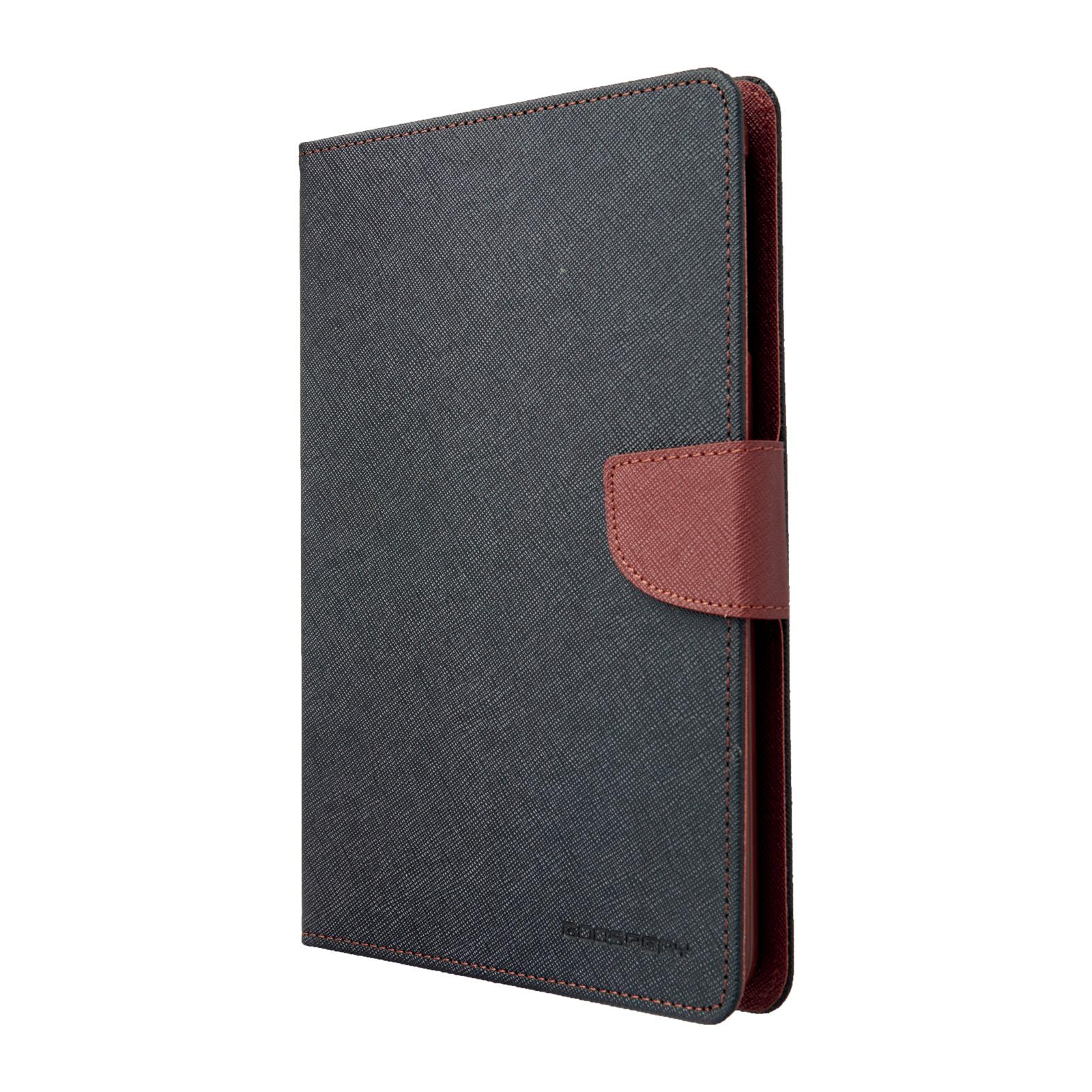 Pouzdro / kryt pro Apple iPad mini 1 / 2 / 3 - Mercury, Fancy Diary Black/Brown