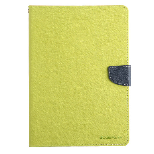 Pouzdro / kryt pro Apple iPad 2 / 3 / 4 - Mercury, Fancy Diary Lime/Navy