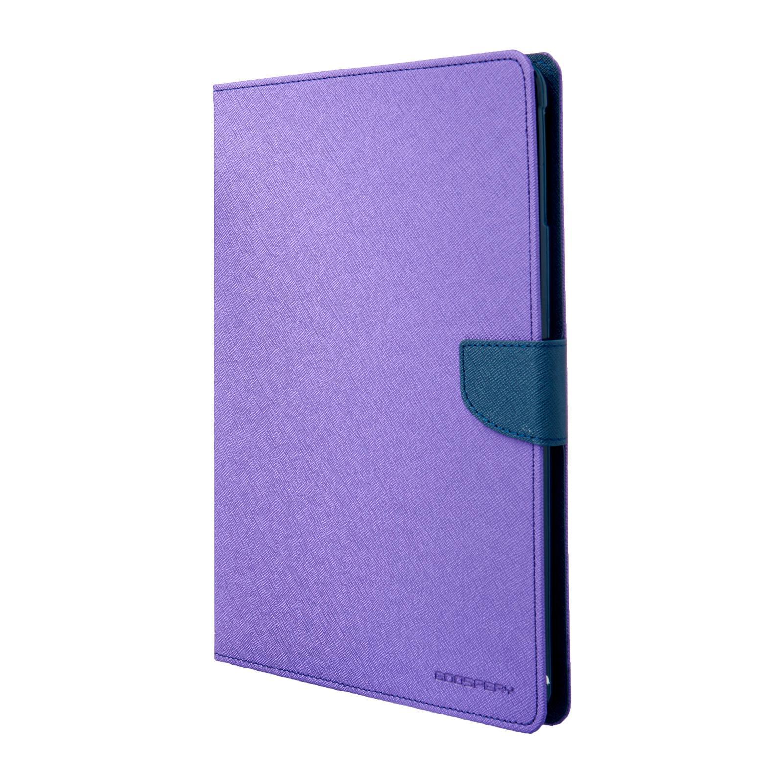 Pouzdro / kryt pro Apple iPad Air 1 - Mercury, Fancy Diary Purple/Navy