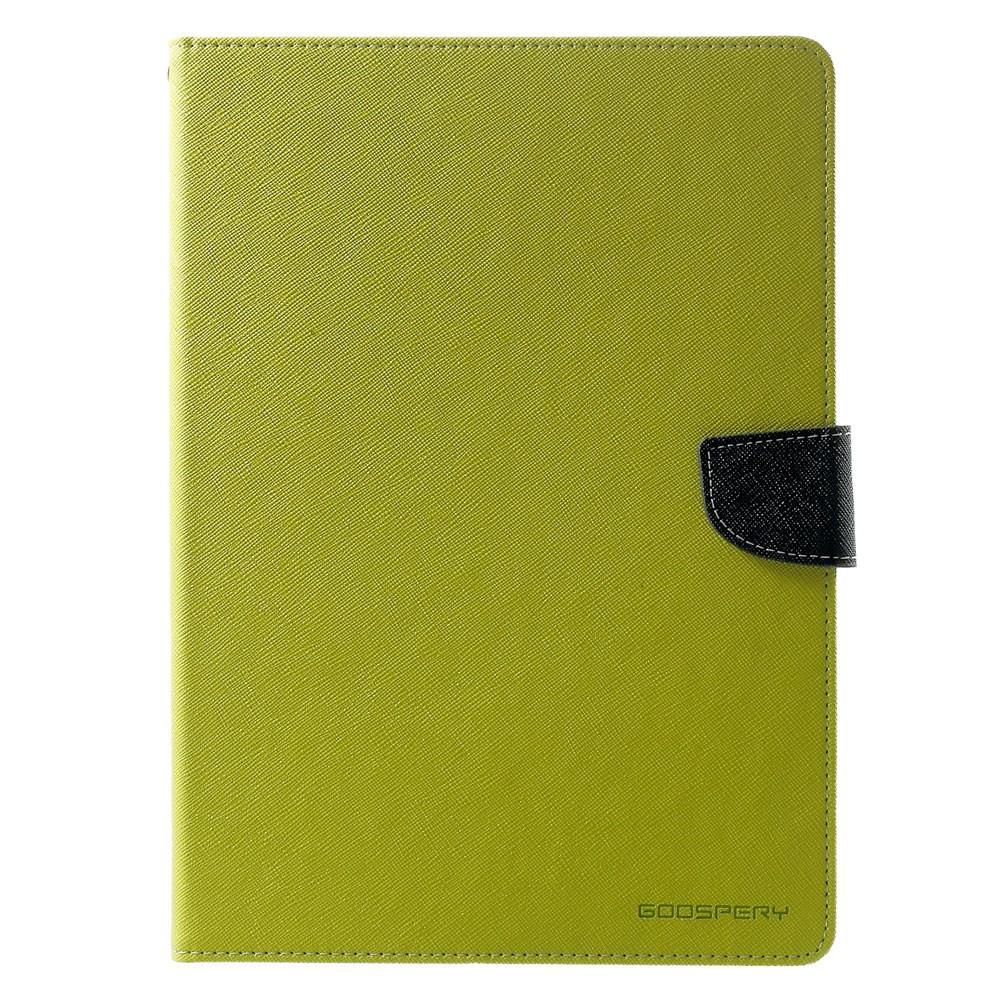 Pouzdro / kryt pro Apple iPad Air 1 - Mercury, Fancy Diary Lime/Navy