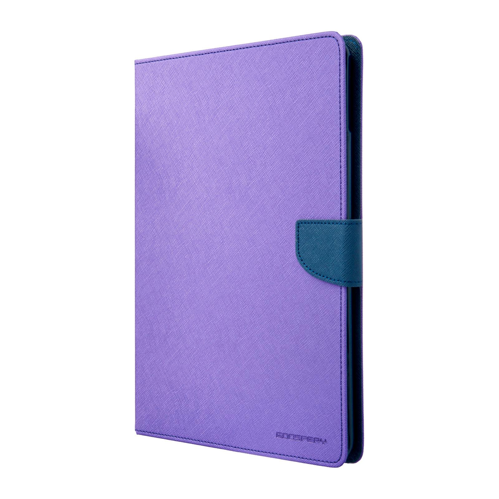 Pouzdro / kryt pro Apple iPad Air 2 - Mercury, Fancy Diary Purple/Navy