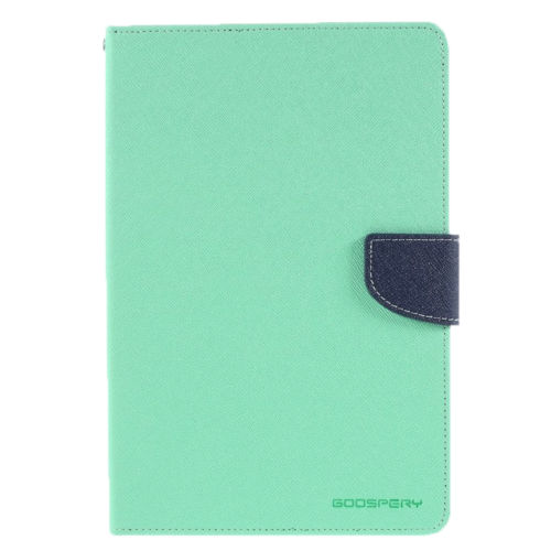 Pouzdro / kryt pro iPad Pro 9.7 (2016) - Mercury, Fancy Diary Mint/Navy