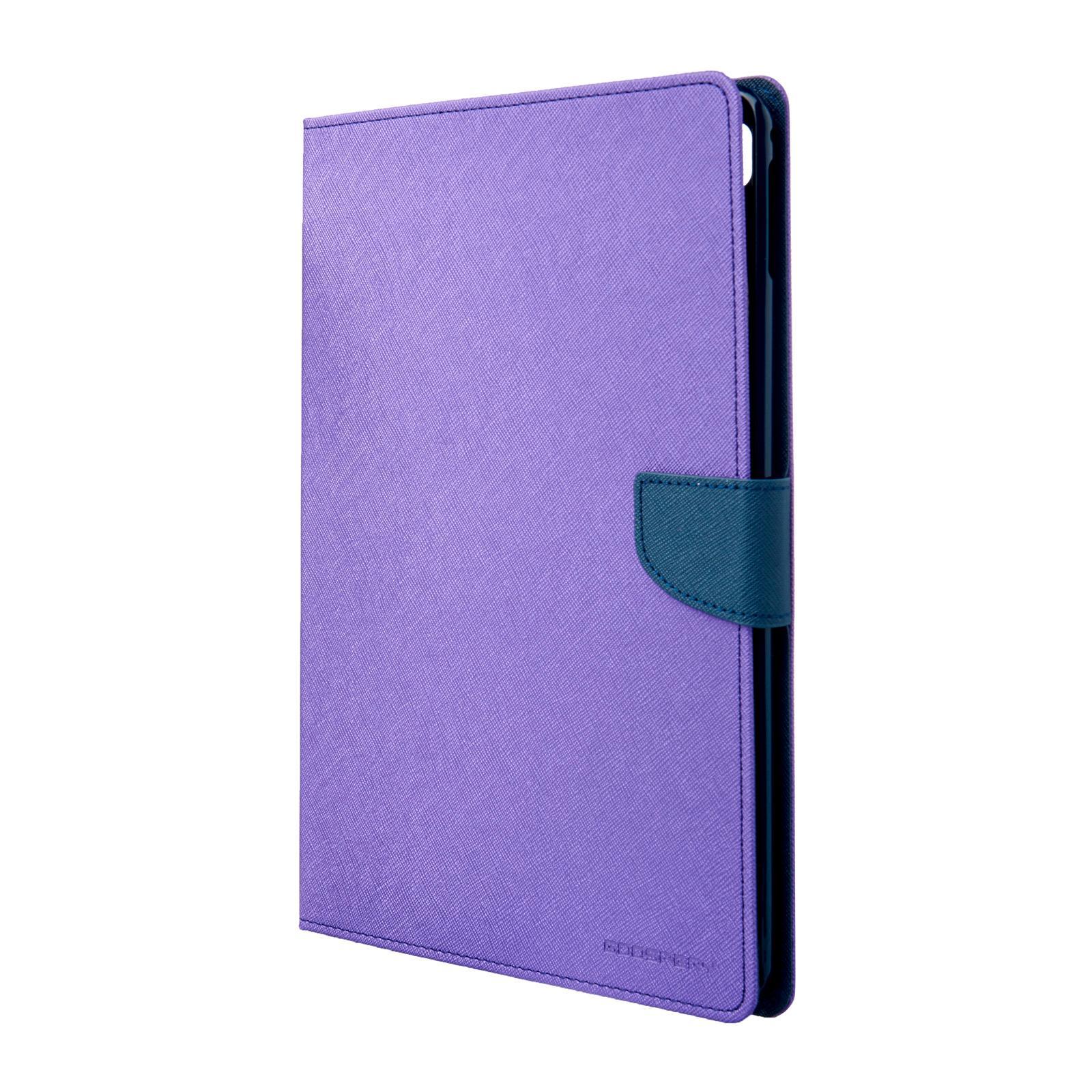 Pouzdro / kryt pro iPad Pro 9.7 - Mercury, Fancy Diary Purple/Navy