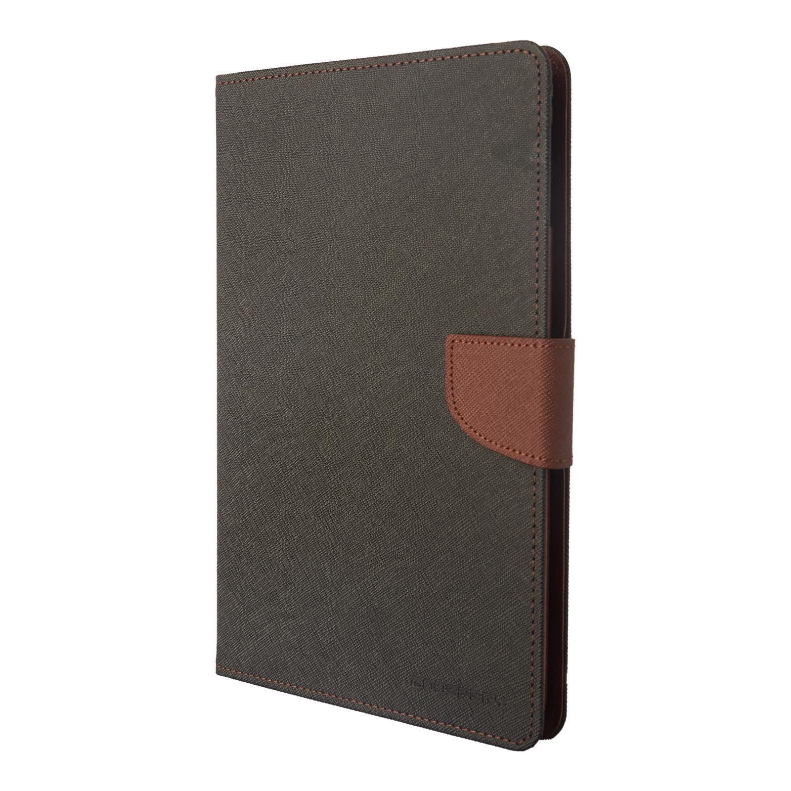 Pouzdro / kryt pro Apple iPad mini 4 - Mercury, Fancy Diary Black/Brown
