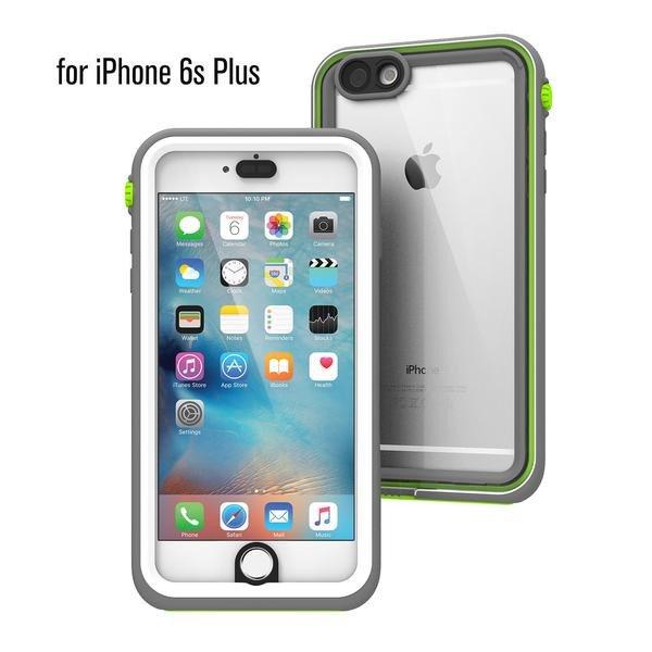 Voděodolné pouzdro / kryt pro Apple iPhone 6 Plus / 6S Plus - Catalyst, Waterproof Case Green Pop